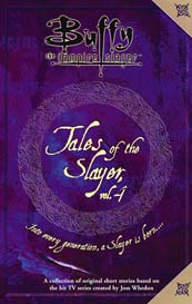 Tales of the Slayer volume four