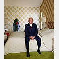 Dad on Bed by Larry Sultan